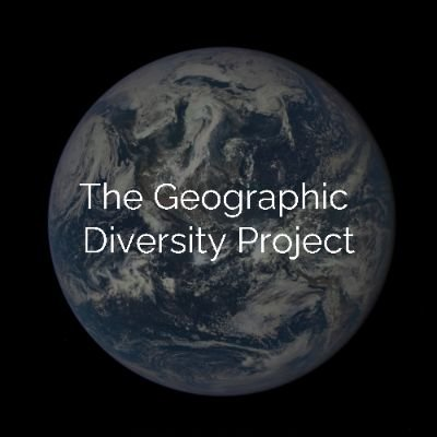 the-geographic-diversity-project